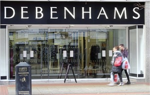 Debenhams to liquidate its operation in the Republic