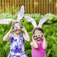 Anne Hailes: We may be at home for Easter but we can still have old fashioned fun
