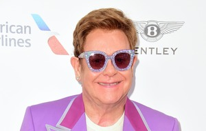New chart reveals Sir Elton John's most successful songs