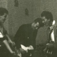 Quarrymen photo emerges on anniversary of Beatles break-up