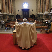 We all need to act sensibly for the good of the Church, our priests and each other amid coronavirus