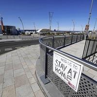Police enforce Easter lockdown at beauty spots amidst spring sunshine