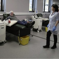 Blood donors going the extra mile during Covid-19 pandemic