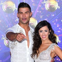Strictly stars teach British public dance routine ahead of Big Night In