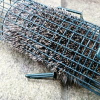 Hungry hedgehog rescued after getting into prickly predicament