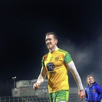 Nathan Mullins not content to give up on Donegal dream