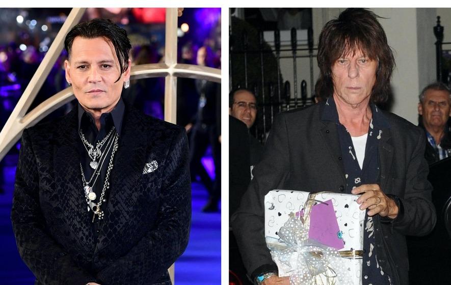 Johnny Depp, Jeff Beck cover John Lennon's 'Isolation'