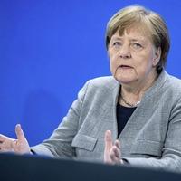 Angela Merkel urges German politicians to pass 'emergency brake' Covid bill