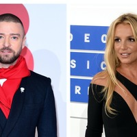 Britney Spears and Justin Timberlake put split behind them with Instagram exchange
