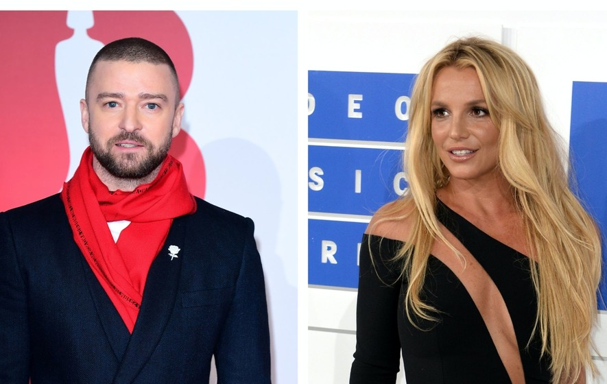 Britney Spears And Justin Timberlake Put Split Behind Them With Instagram Exchange The Irish News