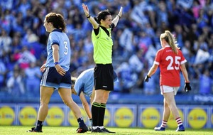 Versatile Gaelic referee Maggie Farrelly boosting others sports