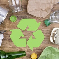 Almost half of hoursehold waste in north was sent to recycling