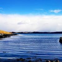 Fundraiser walking UK coastline isolating on uninhabited island due to lockdown