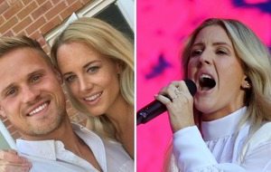 Ellie Goulding in wedding song surprise for NHS nurse