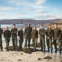 Which 12 celebrities are taking part in Celebrity SAS: Who Dares Wins?