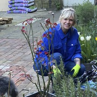 Zoe Ball: Gardening helps me through the tough times