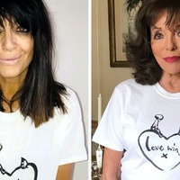 Claudia Winkleman, Joan Collins and Carey Mulligan back Comic Relief T-shirts