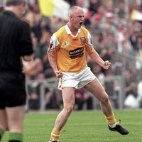 Shenny McQuillan reflects on rare summer days with Antrim and that free against Derry