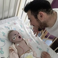 Antrim GAA ace Conor Murray overwhelmed by messages of support for baby Camille