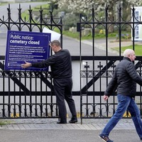 Robin Swann: No reason why cemetery visits should be prevented