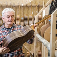 Lowden Guitars to receive Queen's Award for Enterprise