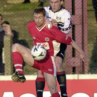 Cliftonville deserved the league title in 1998: ex-Red Barry Rooney