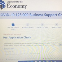 1,600 make first-day applications for £25k business grant - despite system crash