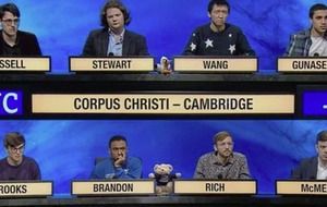 Dublin student and team win one of television's toughest quiz shows, University Challenge