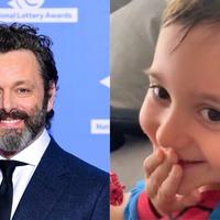 'It's grandpa!' – Chris Tarrant's grandson watches Michael Sheen on Quiz