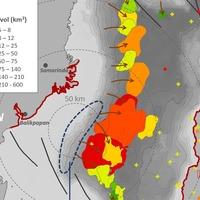 Ancient underwater landslides help predict tsunami risk