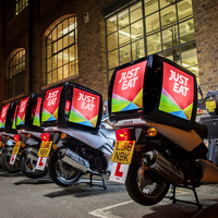 Just Eat's £6.2bn merger with Takeaway .com cleared by competition watchdog