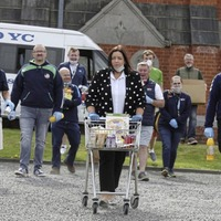 More than 23,000 food packages delivered to the vulnerable in just two weeks