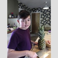 Co Antrim schoolboy-chef Adam encourages us to cook along with him online
