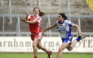 Down ladies football star Eliza Downey chooses her Top Team