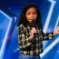 Simon Cowell uses BGT golden buzzer for 12-year-old singer
