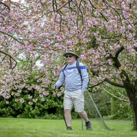 Retired doctor with incurable cancer to walk the Camino in his driveway for charity