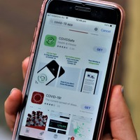 Australians take to Covid-19 tracking app