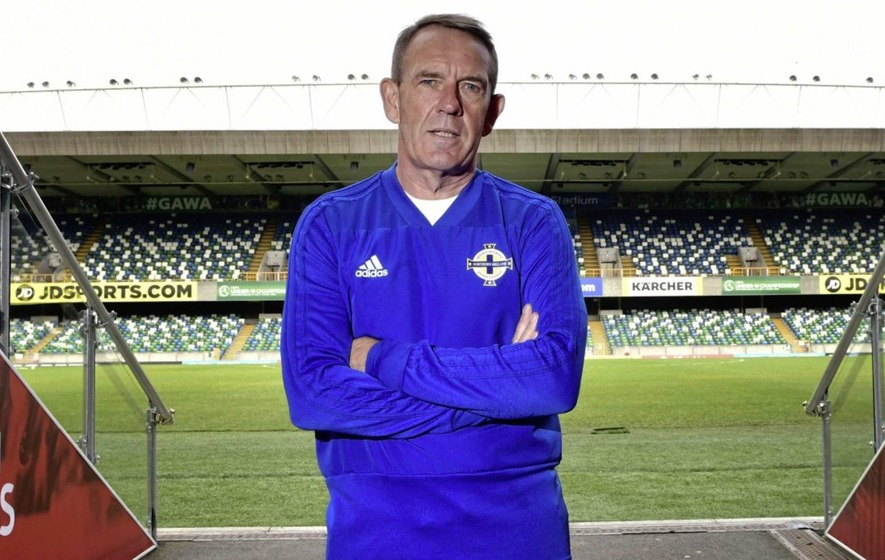 Soccer: 5 Minutes With Kenny Shiels - The Irish News