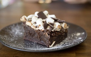 Ask the Dentist: Sugar-free brownies with marshmallows? Well, they're a start...