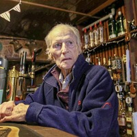 Funeral cortege of well-known Rostrevor barman Henry Kavanagh (94) to pause at his beloved pub