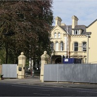Belfast's Chinese Consulate 'ring of steel' raised with Foreign Office