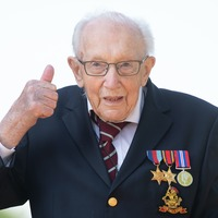 Spitfire salute for Captain Tom sidelined due to crowd fear