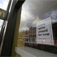 McDonald's explores reopening plan - but don't rush for that Big Mac