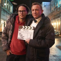 No Time To Die clapperboard to go under the hammer for NHS