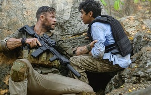 Christ Hemsworth on Extraction: The action was non-stop but I like it that way