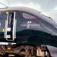 Train named after Captain Tom
