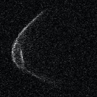 Mile-wide asteroid hurtles past Earth at 19,000 miles per hour