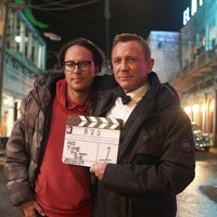 James Bond clapperboard helps NHS charity auction raise more than £400k