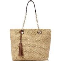 Fashion: Eco-friendly and chic, raffia is back in style