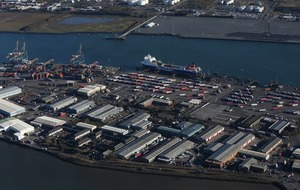 UK minister does not deny plans for enhanced checks at NI ports
